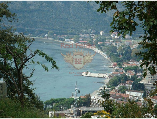 Plot in Topla, plot in Montenegro for sale, buy plot in Herceg Novi, building plot in Montenegro