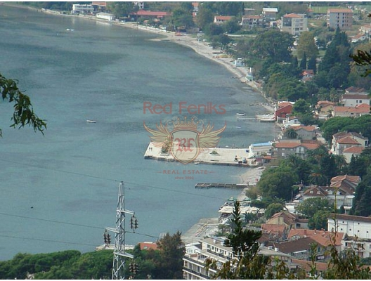 Plot in Topla, building land in Herceg Novi, land for sale in Baosici Montenegro
