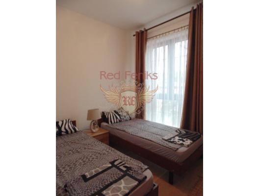 Rafailovici'de iki yatak odalı daire, Becici da ev fiyatları, Becici satılık ev fiyatları, Becici da ev almak