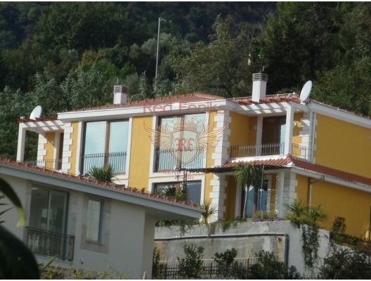 Herceg Novi, Djenovici' de Panaromik Manzaralı Daireler, Karadağ satılık evler, Karadağ da satılık daire, Karadağ da satılık daireler