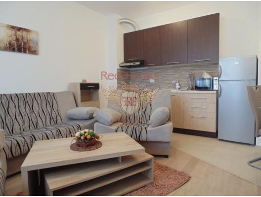 Rafailovici'de iki yatak odalı daire, Karadağ satılık evler, Karadağ da satılık daire, Karadağ da satılık daireler