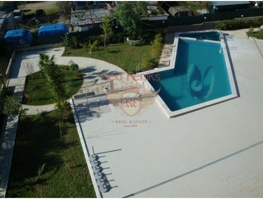 Yeni lüks komplekste daireler, plaja 50 metre!, Montenegro da satılık emlak, Baosici da satılık ev, Baosici da satılık emlak