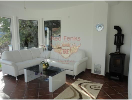 New Villa in Baošići, Baosici house buy, buy house in Montenegro, sea view house for sale in Montenegro