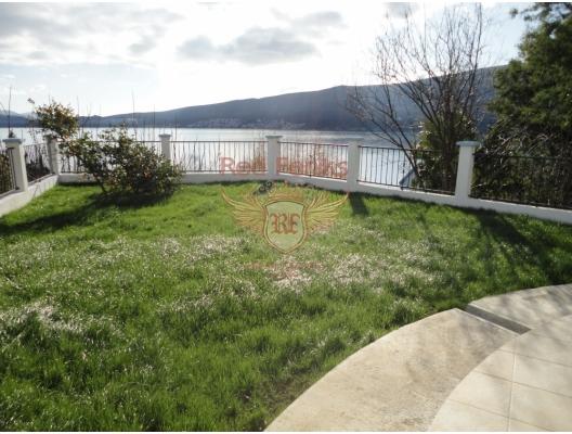 New Villa in Baošići, Montenegro real estate, property in Montenegro, Herceg Novi house sale