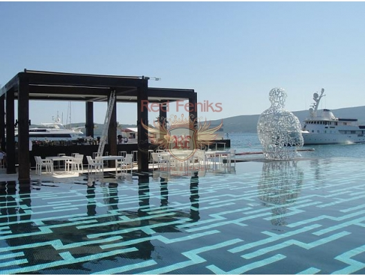 Porto Montenegro'da daire, Karadağ'da satılık yatırım amaçlı daireler, Karadağ'da satılık yatırımlık ev, Montenegro'da satılık yatırımlık ev