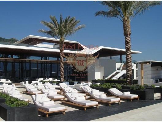 Porto Montenegro'da daire, Karadağ'da satılık otel konsepti daire, Karadağ'da satılık otel konseptli apart daireler, karadağ yatırım fırsatları