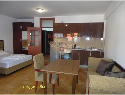 Tivat'ta Apartman Dairesi, becici satılık daire, Karadağ da ev fiyatları, Karadağ da ev almak