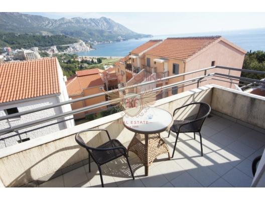 One bedroom apartment in Becici, Montenegro da satılık emlak, Becici da satılık ev, Becici da satılık emlak