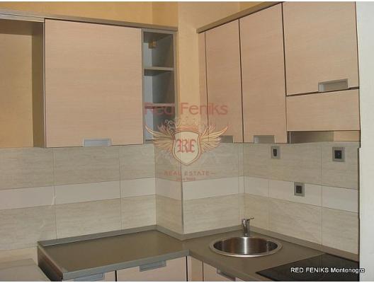 Igalo'da daireler, birinci Hat, Montenegro da satılık emlak, Dobrota da satılık ev, Dobrota da satılık emlak