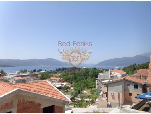 Tivat'ta Kentsel Arsa, Montenegro da satılık arsa, Montenegro da satılık imar arsası