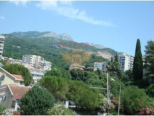 Herceg Novi'de mükemmel Apartman Dairesi, Karadağ satılık evler, Karadağ da satılık daire, Karadağ da satılık daireler