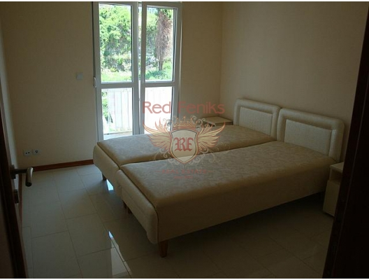 Herceg Novi'de mükemmel Apartman Dairesi, Montenegro da satılık emlak, Baosici da satılık ev, Baosici da satılık emlak