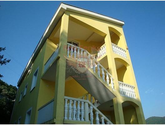 Koyun panoramik manzarasına sahip yeni bir evde satılık daireler.