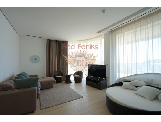 Magnificent Apartment in Budva, Karadağ satılık evler, Karadağ da satılık daire, Karadağ da satılık daireler