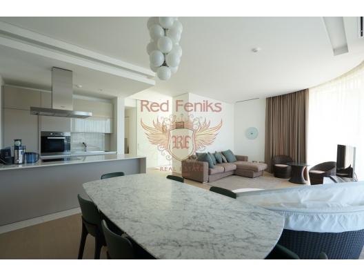 Magnificent Apartment in Budva, becici satılık daire, Karadağ da ev fiyatları, Karadağ da ev almak