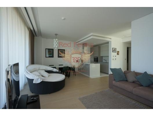 Magnificent Apartment in Budva, Montenegro da satılık emlak, Becici da satılık ev, Becici da satılık emlak