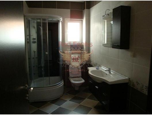 Djenovici'de Apartman Dairesi, becici satılık daire, Karadağ da ev fiyatları, Karadağ da ev almak