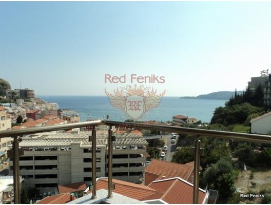 Becici / Rafailovici'de bulunan kompleks, Becici da satılık evler, Becici satılık daire, Becici satılık daireler