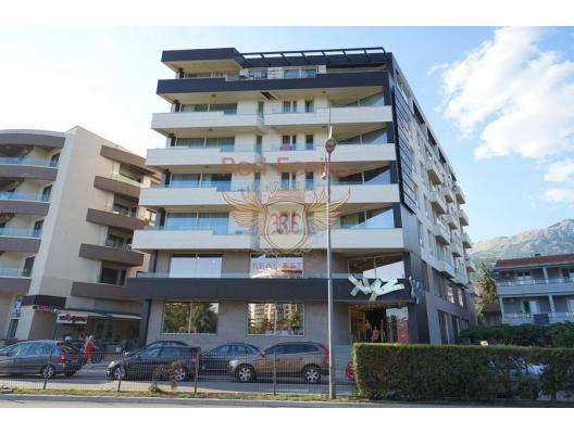 Spacious Apartment in Budva, Becici da satılık evler, Becici satılık daire, Becici satılık daireler