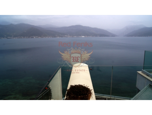 Waterfront Luxury villa in Krasici, Krasici house buy, buy house in Montenegro, sea view house for sale in Montenegro
