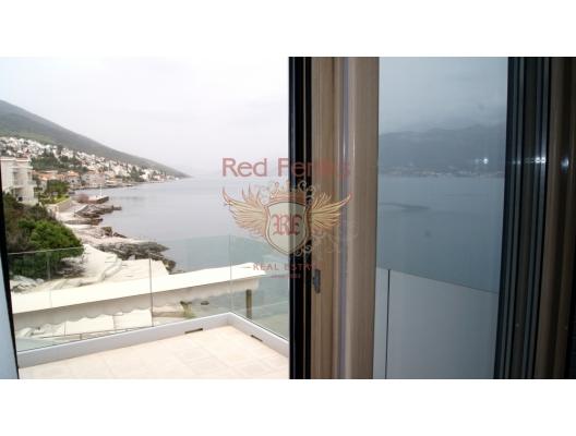 Waterfront Luxury villa in Krasici, Montenegro real estate, property in Montenegro, Lustica Peninsula house sale