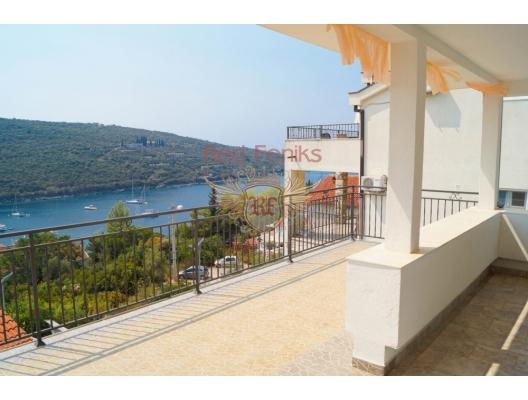 Bigova'da deniz manzaralı daire, Region Tivat da satılık evler, Region Tivat satılık daire, Region Tivat satılık daireler