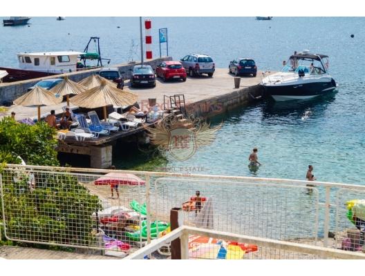 Bigova'da deniz manzaralı daire, Bigova da satılık evler, Bigova satılık daire, Bigova satılık daireler