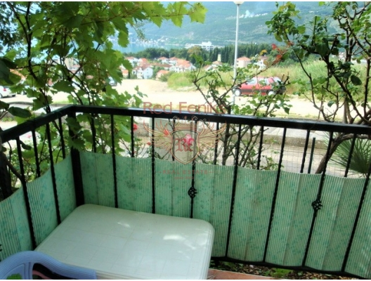 Magnificent sea view apartment with pool and garden in Igalo, Montenegro real estate, property in Montenegro, flats in Herceg Novi, apartments in Herceg Novi