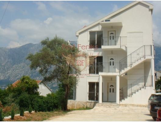 Stoliv'de Bahceli Iki Yatak Odalı Daire, Karadağ da satılık ev, Montenegro da satılık ev, Karadağ da satılık emlak
