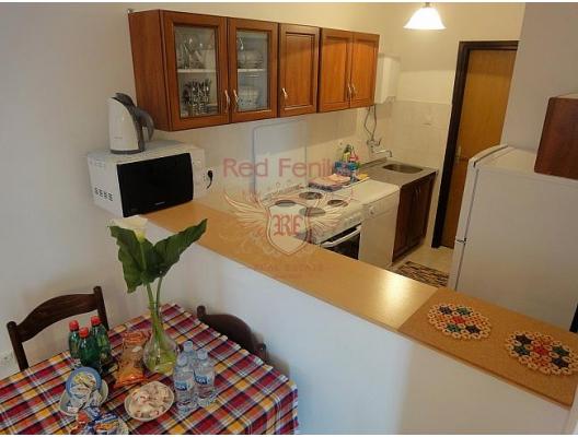 Kotor'da iki odalı bir daire, becici satılık daire, Karadağ da ev fiyatları, Karadağ da ev almak