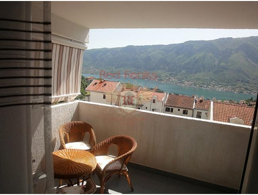 Kotor'da iki odalı bir daire, Dobrota da satılık evler, Dobrota satılık daire, Dobrota satılık daireler