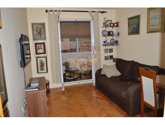 Budva'da 1+1 38 m2 Daire, Karadağ satılık evler, Karadağ da satılık daire, Karadağ da satılık daireler