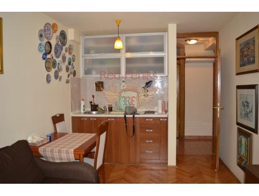 Budva'da 1+1 38 m2 Daire, becici satılık daire, Karadağ da ev fiyatları, Karadağ da ev almak