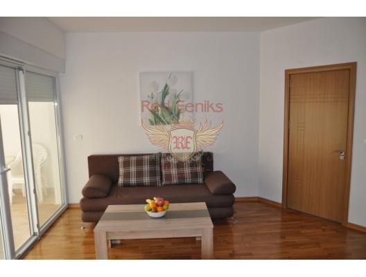 Apartment in Becici with guaranteed rental income!, apartments in Montenegro, apartments with high rental potential in Montenegro buy, apartments in Montenegro buy