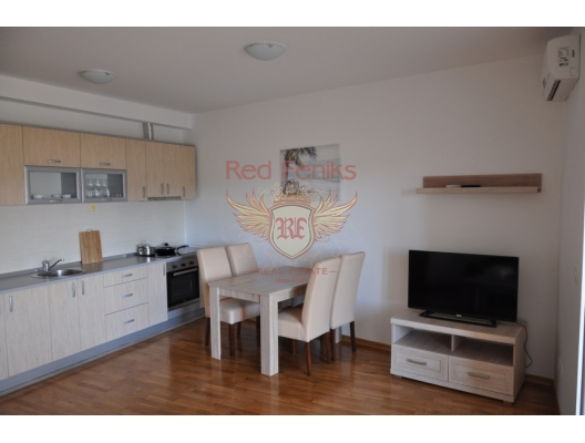 Apartment in Becici with guaranteed rental income!, apartments for rent in Becici buy, apartments for sale in Montenegro, flats in Montenegro sale