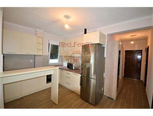 Djenovici'de deniz manzaralı yeni bir yatak odalı daire, Montenegro da satılık emlak, Baosici da satılık ev, Baosici da satılık emlak