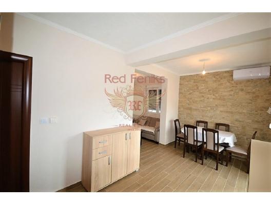 Djenovici'de deniz manzaralı yeni bir yatak odalı daire, Baosici dan ev almak, Herceg Novi da satılık ev, Herceg Novi da satılık emlak
