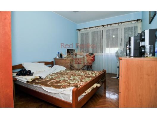 Tivat'ta Apartaman Dairesi, becici satılık daire, Karadağ da ev fiyatları, Karadağ da ev almak