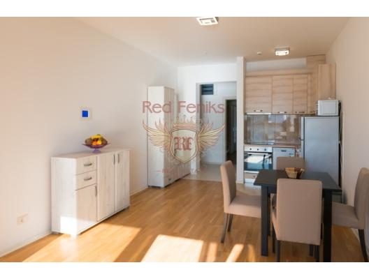 Becici sahilinde VIP 1 yatak odalı daireler, Karadağ satılık evler, Karadağ da satılık daire, Karadağ da satılık daireler