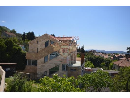 Super luxury Villa near the sea Tivat place Lastva is for sale.