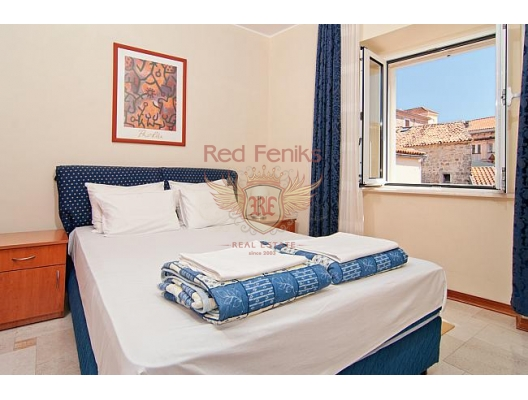 Mini hotel in old town of Budva, property in Montenegro, hotel for Sale in Montenegro