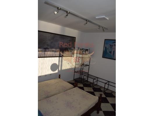 Bigovo'nun ön cephesinde rahat stüdyo, Karadağ da satılık ev, Montenegro da satılık ev, Karadağ da satılık emlak