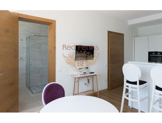 Neue Luxusvilla auf der Halbinsel Lustica, Villa in Lustica Peninsula kaufen, Villa in der Nähe des Meeres Krasici