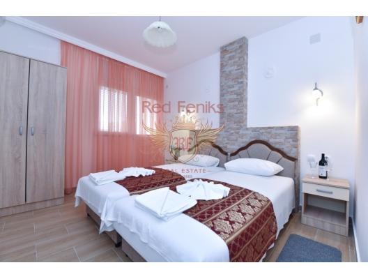 Budva'da daireler ile Vila, montenegro da satılık otel, montenegro da satılık işyeri, montenegro da satılık işyerleri