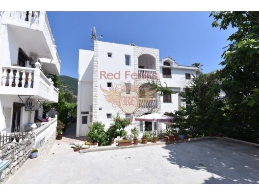 Budva'da daireler ile Vila, Karadağ da satılık işyeri, Karadağ da satılık işyerleri, Budva da Satılık Hotel