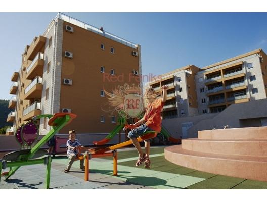 Stylish and Spacious Penthouse Аpartment in Becici, Karadağ da satılık ev, Montenegro da satılık ev, Karadağ da satılık emlak