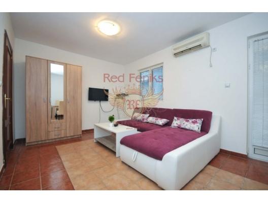 Budva'da Ferah Stüdyo Daire, Karadağ da satılık ev, Montenegro da satılık ev, Karadağ da satılık emlak