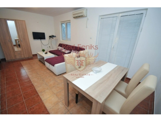 Budva'da Ferah Stüdyo Daire, Karadağ satılık evler, Karadağ da satılık daire, Karadağ da satılık daireler