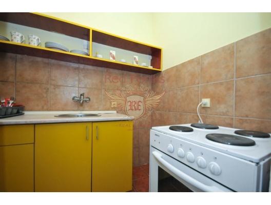 Budva'da Ferah Stüdyo Daire, Montenegro da satılık emlak, Becici da satılık ev, Becici da satılık emlak