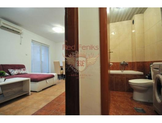 Budva'da Ferah Stüdyo Daire, Becici da ev fiyatları, Becici satılık ev fiyatları, Becici da ev almak